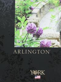 Arlington Wallpaper Book by York