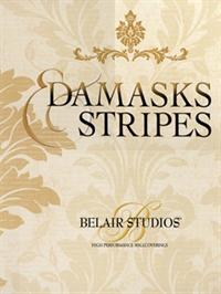 Wallpapers by Damask and Stripes Book