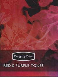 Design by Color/Red & Purple