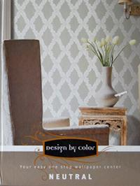 Wallpapers by Design by Color/Neutral Book