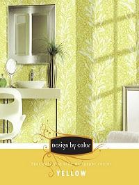 Wallpapers by Design by Color/Yellow Book