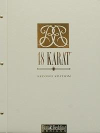 Eighteen Karat Second Edition