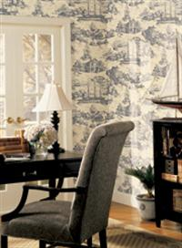 Toile and Oriental