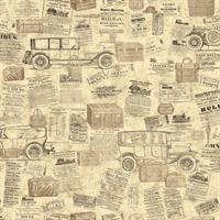 Antique Travel Wallpaper