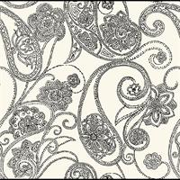 Dotted Paisley