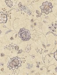 Contemporary Jacobean Wallpaper