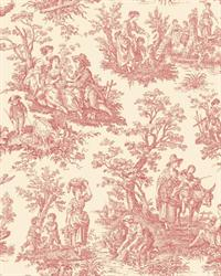Country Life Toile