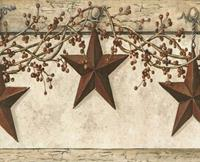 Country and Lodge Hanging Star
