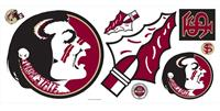 Florida State University Giant Peel & Stick Wall Decal