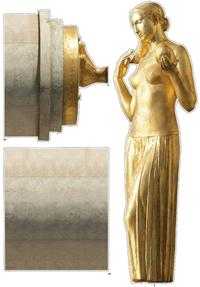 Gold Statue
