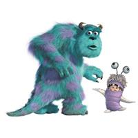 Monsters, Inc. Skully & Boo Giant
