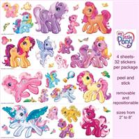 My Little Pony Appliqués