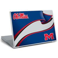 NCAA Peel and Stick Laptop Protector.