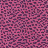 Pink & Purple Animal Print