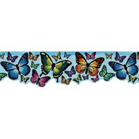 Scalloped Butterfly Border