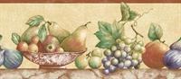 Somerton Fruit Wallpaper Border