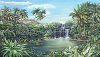 Tropical Lagoon