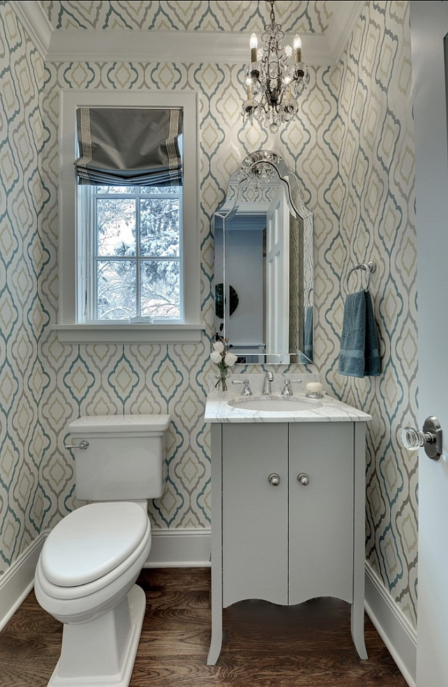Candice Olson Wallpaper In Bathroom Totalwallcovering