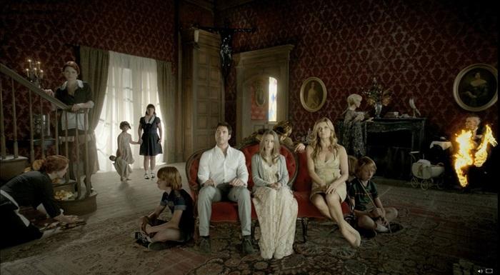 American Horror Story Home Decor Wallpaper Ideas