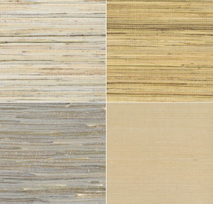 ... Natural Resource Grasscloth Wallpaper Collection