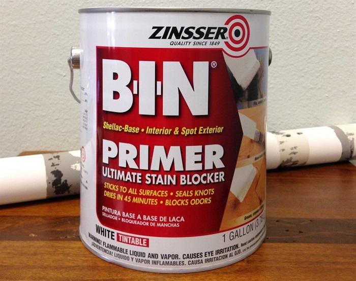 BIN Shellac Base Primer
