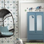 Wallpaper for baby nursery