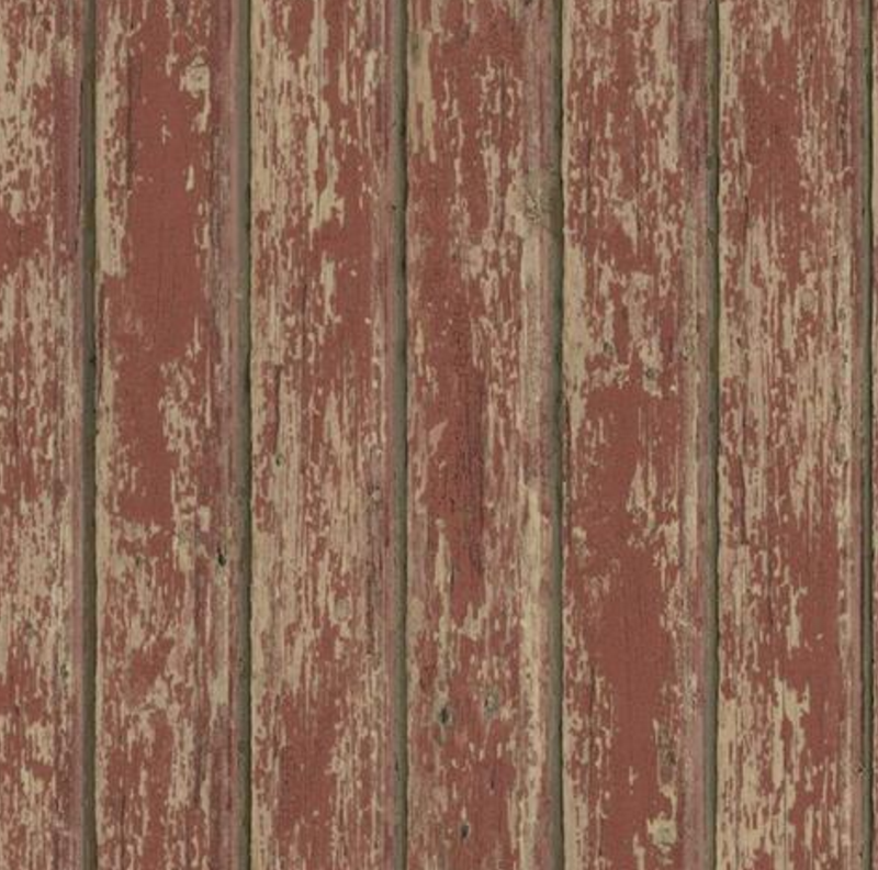 Inject Warmth Into Your Home With Reclaimed Wood Wall: Sought-after Style With Vintage Wallpaper
