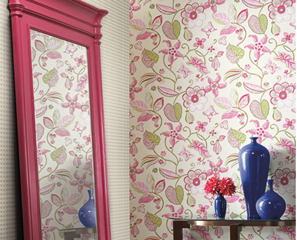 Beautiful Botanicals Floral Wallpaper Will Make Your Home Blossom