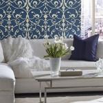 dining room elegant wallpaper