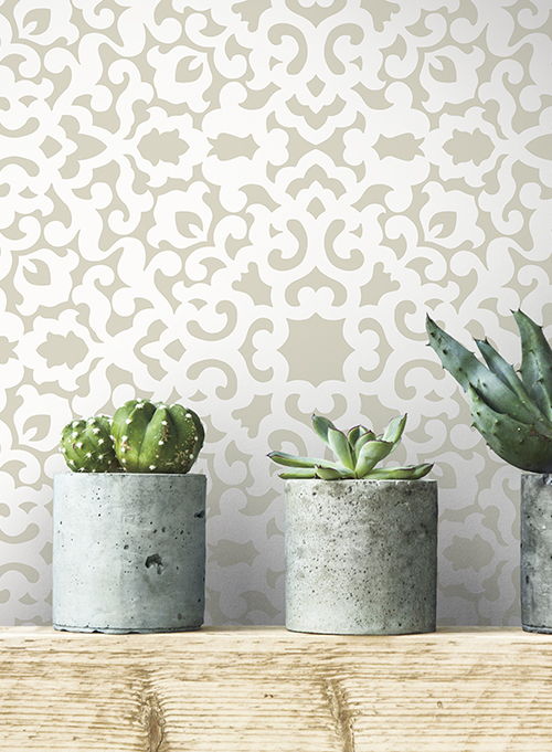 Waverly Garden Party Wallpaper Totalwallcovering