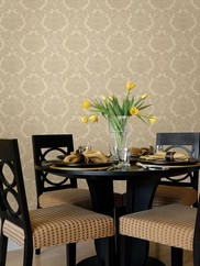 2446-83541 Textured Damask Wallpaper