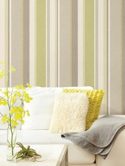 2535-20631 Raya Linen Stripe Wallpaper