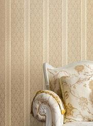 Cream Ottavia Brocade Stripe