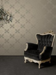 2603-20902 Gabrielle Damask Wallpaper