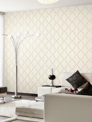 2603-20911 Oscar Fretwork Wallpaper