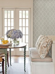2614-21005 Daniela Filigree Trellis Wallpaper