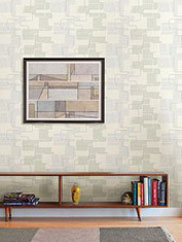 2662-001931 Integrate Geometric Wallpaper