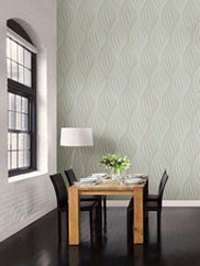 2662-001957 Distinction Ogee Wallpaper