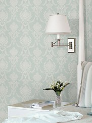 2668-21536 Sophia Damask Wallpaper