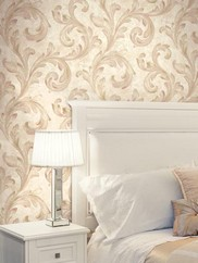 297-40609 Acanthus Wallpaper