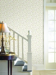 487-68862 Deanna Trail Floral Wallpaper