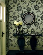 Savoy wallpaper room scene 1