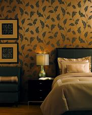 Savoy wallpaper room scene 2