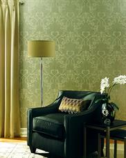 Savoy wallpaper room scene 3
