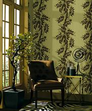 Savoy wallpaper room scene 4