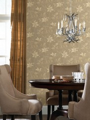 991-45869 Palace Floral Scroll Wallpaper