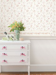 992-68348 Mini Floral Wallpaper