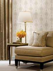 993-68625 Katharina Floral Damask Wallpaper