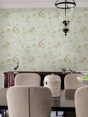 ARB67507 Arbor Rose Floral Wallpaper