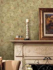 ARB67516 Voluta Scroll Wallpaper